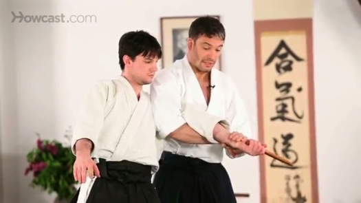 Aikido Weapons Tanto Tori  |  How to Do Aikido
