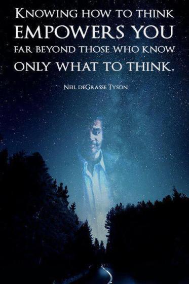 Neil DeGrasse Tyson Philosophy