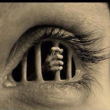 The prison of our own minds