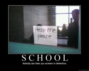 school-detention