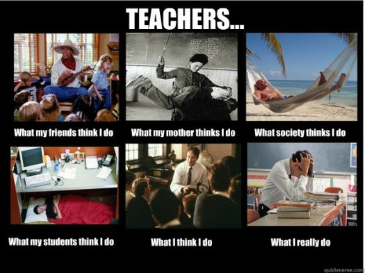 What do teachers really do