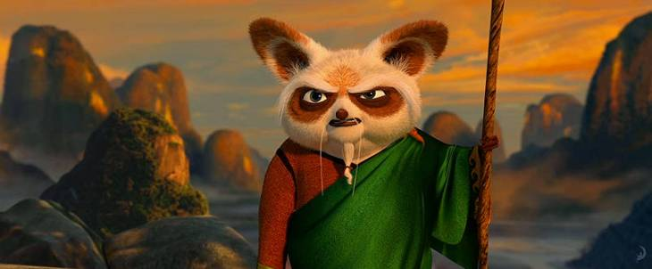 Master Shifu Kung Fu Panda
