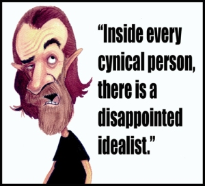 The great George Carlin